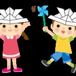 子供の日のイラスト