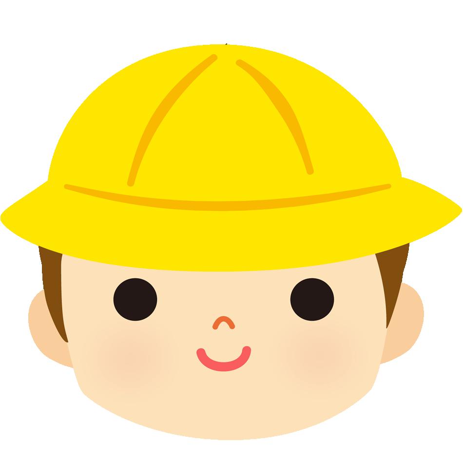 保育園児・幼稚園児のイラスト(男の子)