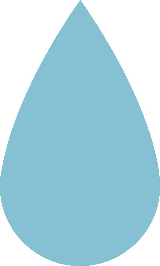 水滴のイラスト