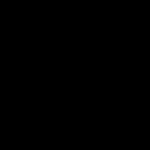 傘寿(さんじゅ)の文字イラスト