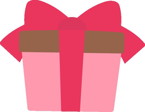 バレンタインデーイラスト プレゼントBOX