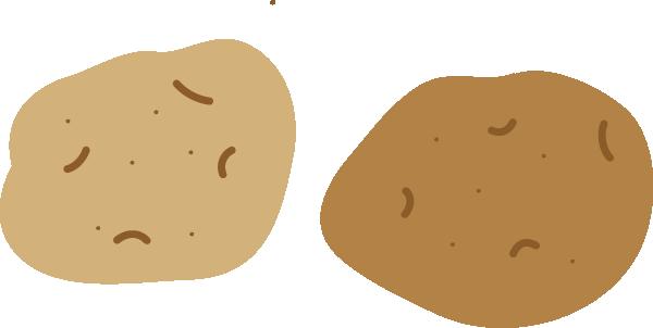 ジャガイモのイラスト