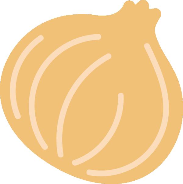 玉ねぎのイラスト